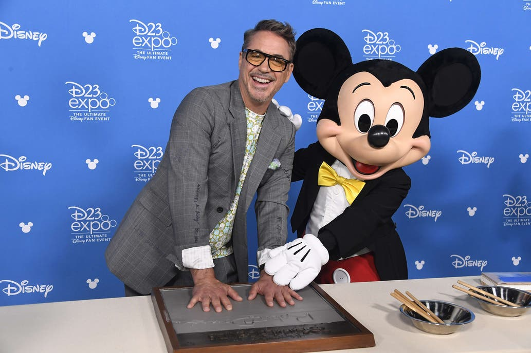 Photo of Robert Downey Jr. se convirtió una leyenda de Disney