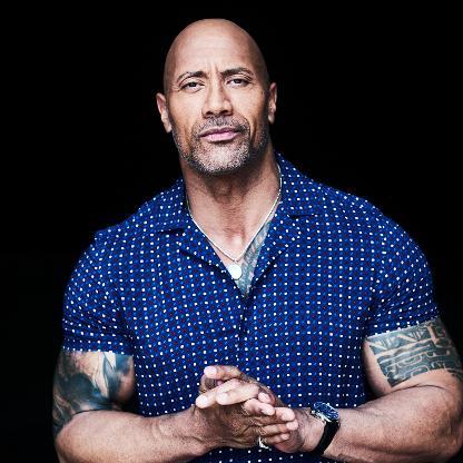 Photo of Dwayne Johnson «La Roca» es el mejor pagado de Hollywood según la revista Forbes
