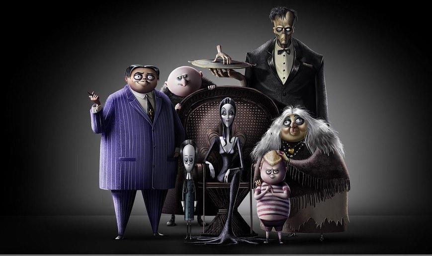 Photo of Universal Pictures presenta el trailer oficial de «Los Locos Addams»