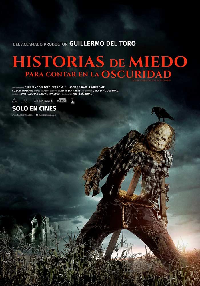 Photo of Pre-venta para la película «Historias de miedo para contar en la oscuridad»