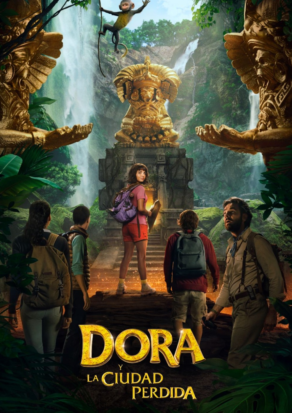 Photo of Estreno en cines de 'Dora y la Ciudad Perdida'