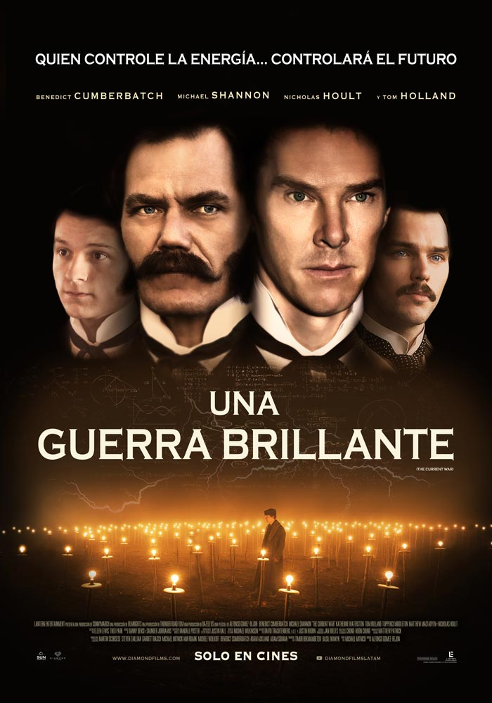 Photo of «Una Guerra Brillante» disponible en los cines de Panamá