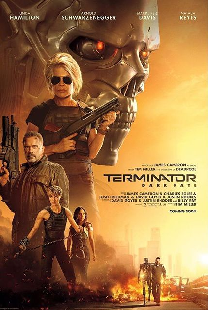 Photo of Próximamente estará en cines 'Terminator: Destino Oculto'