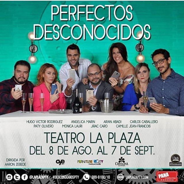 Photo of Estreno de la obra «Perfectos Desconocidos» en Teatro la Plaza
