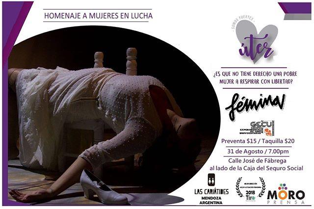 Photo of Obra de Teatro del elenco Las Cariatides llega a Panamá de la mano de Fémina