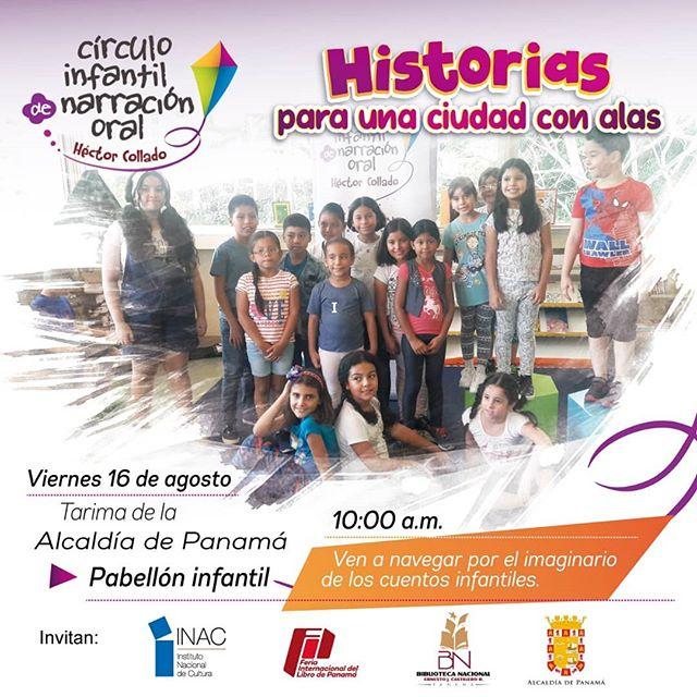 Photo of El Círculo Infantil Héctor Collado presenta «Historias para una ciudad con alas»