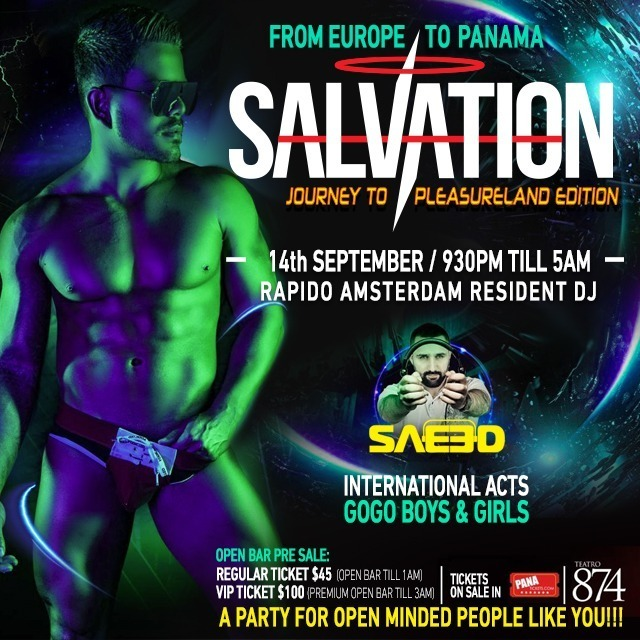 Photo of «Salvation» From Europe To Panama 'Journey To Pleasureland Edition'