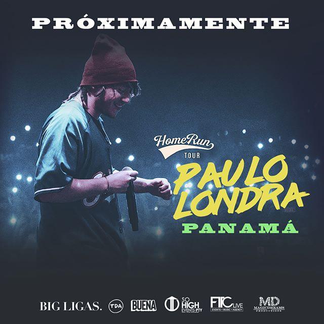 Photo of El cantante Paulo Londra muy pronto brindará concierto en Panamá