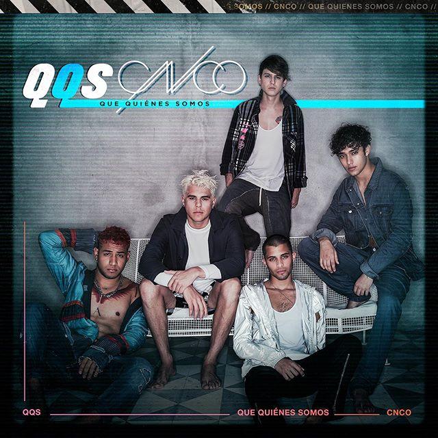 Photo of CNCO prepara el lanzamiento de su nuevo disco 'Que Quienes Somos'