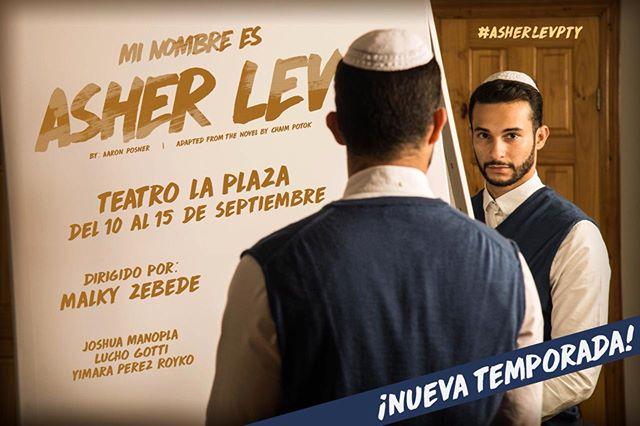 Photo of Teatro la Plaza presenta «Mi Nombre Es Asher Lev»