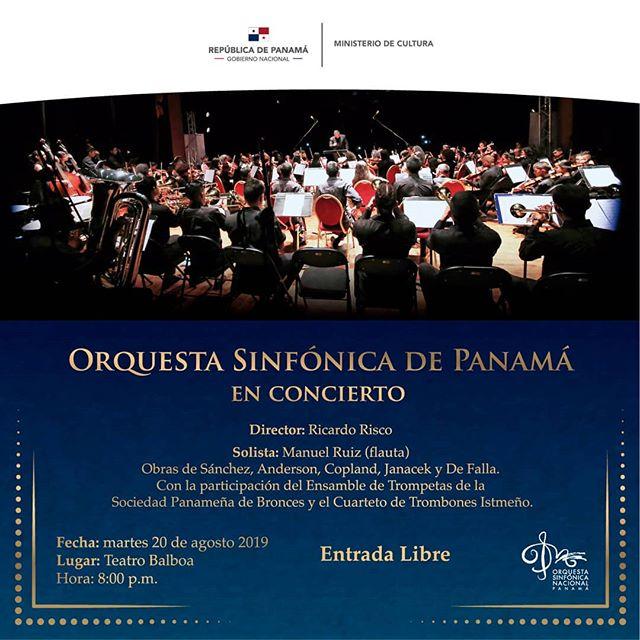 Photo of Noche musical con la Orquesta Sinfónica Nacional en concierto