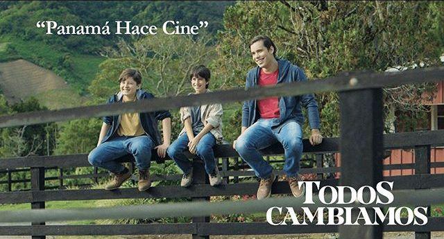 Photo of El film «Todos Cambiamos» de Arturo Montenegro es considerada para representar a Panamá en los Premios Oscar