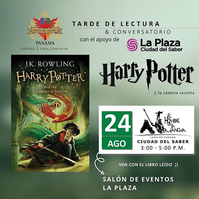 Photo of Tarde de Lectura en Plaza de Ciudad del Saber