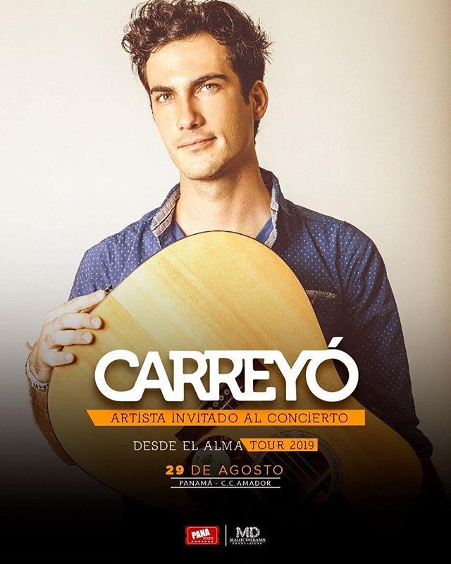 """Photo of El artista """"Carreyó"""" es el invitado especial del concierto de Chayanne en Panamá"""