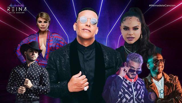Photo of El programa «Reina de la Canción» producido por Daddy Yankee ya tiene fecha de estreno