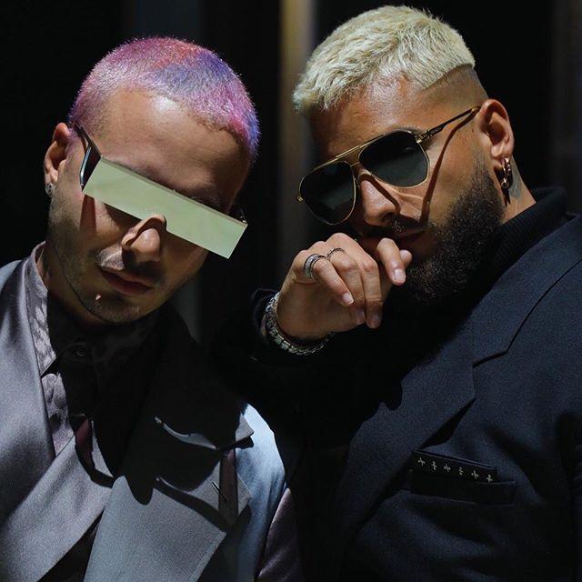 """Photo of Maluma y J Balvin anuncian su nuevo tema """"Que Pena"""""""