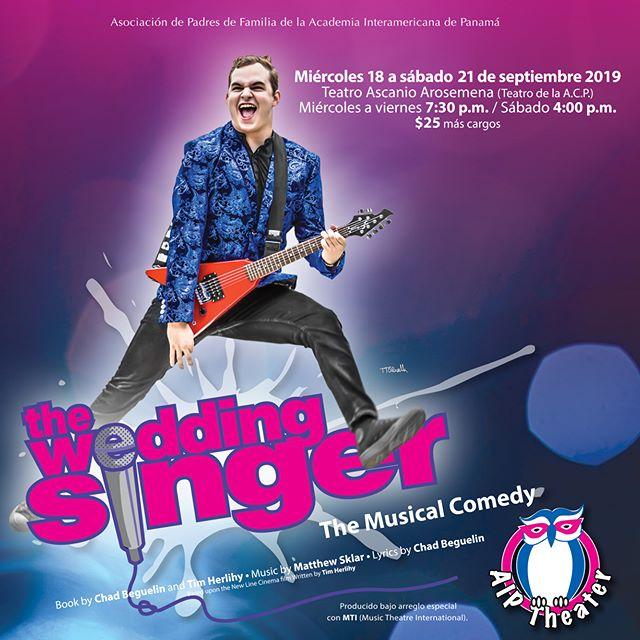 Photo of En septiembre 'The Wedding Singer' el musical comedy