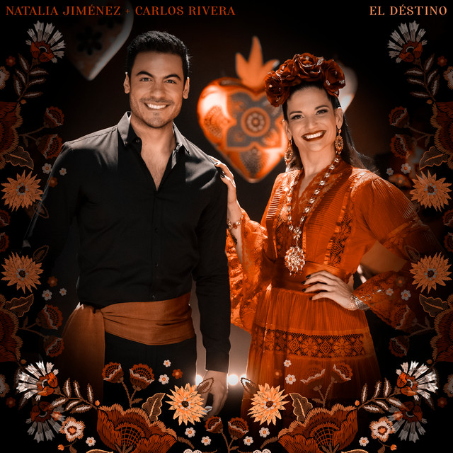 Photo of Natalia Jiménez y Carlos Rivera presentan  «El Destino»