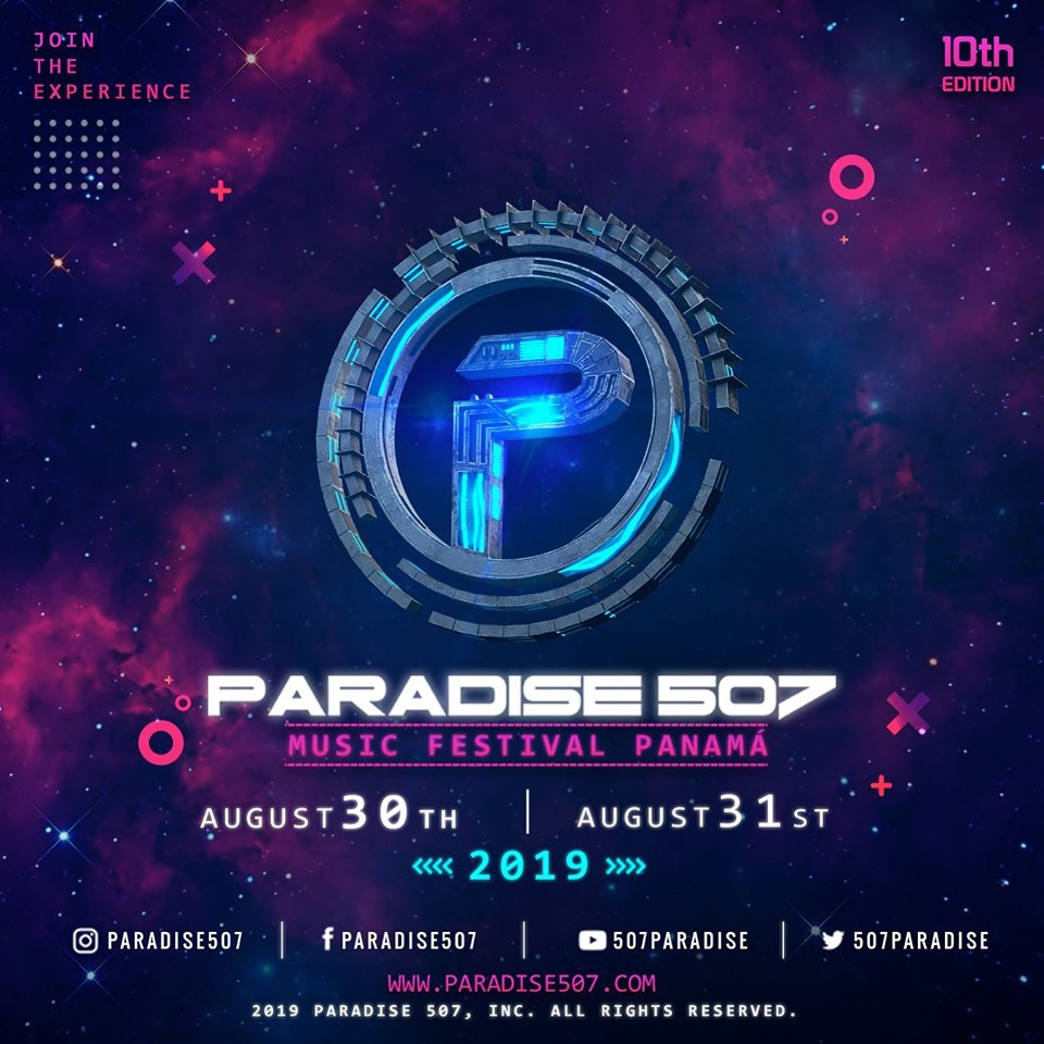 Photo of No te pierdas 'Paradise 507 Music Festival'