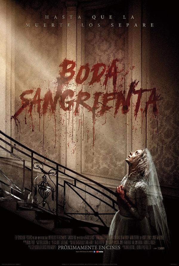 Photo of Faltan pocos días para el estreno de «Boda sangrienta»