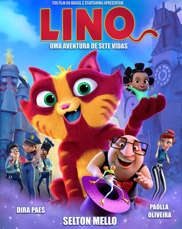 Photo of Pre venta de la película 'Lino: Una Aventura de Siete Vidas'