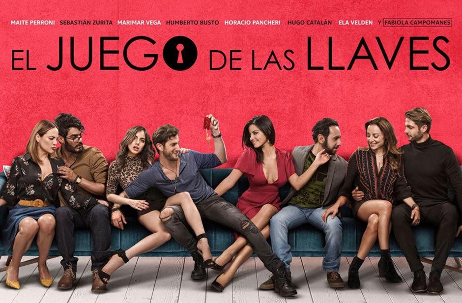 "Photo of Amazon Prime Video presenta ""El Juego de las Llaves"""