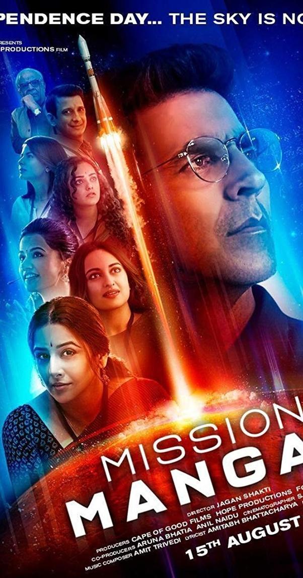 Photo of Función especial del film «Mission Mangal»