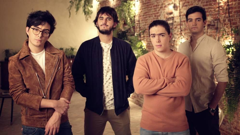Photo of La agrupación Morat inicia su gira por España