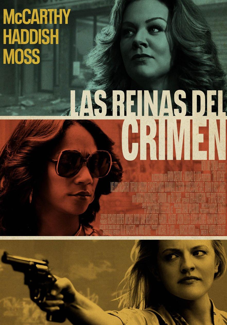 Photo of «Las reinas del crimen» en las salas de cines de Panamá