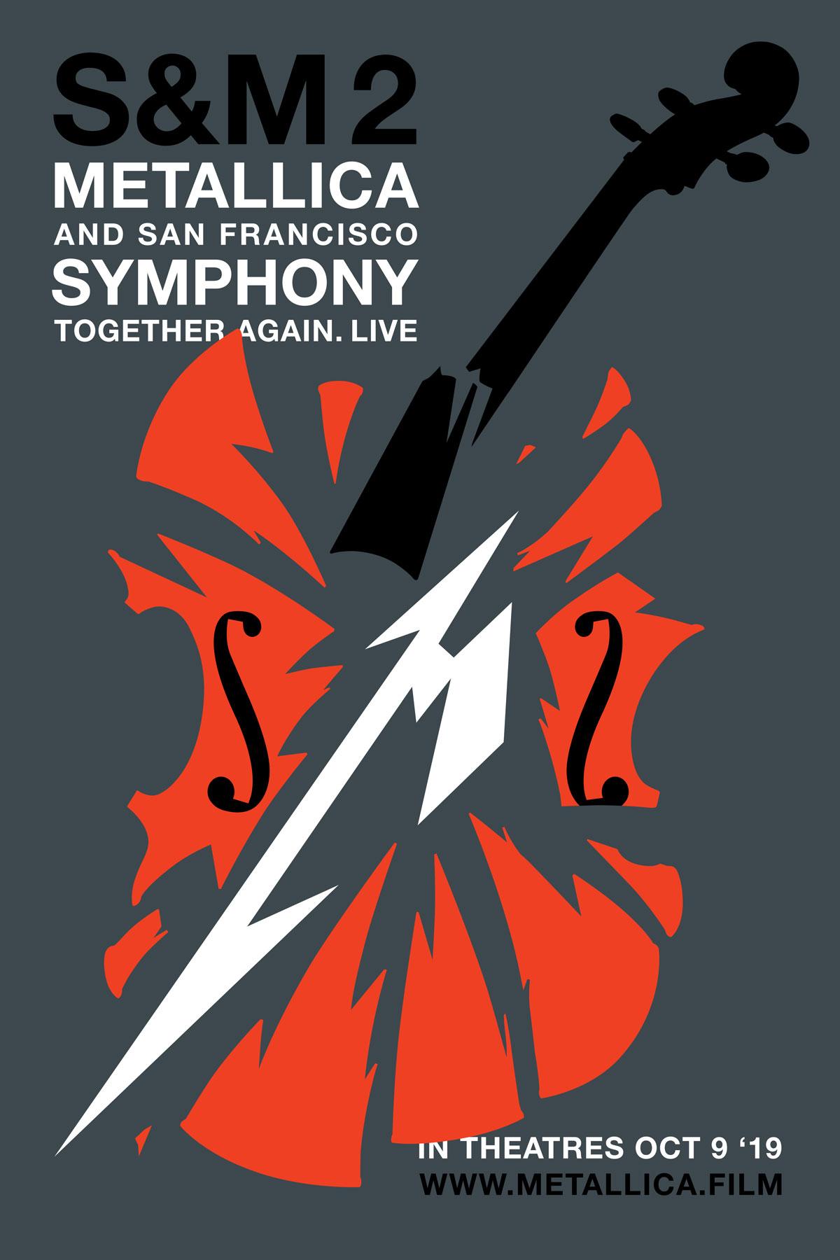 Photo of Pre venta en Panamá del film de Metallica «S&M2» junto a la Orquesta Sinfónica de San Francisco