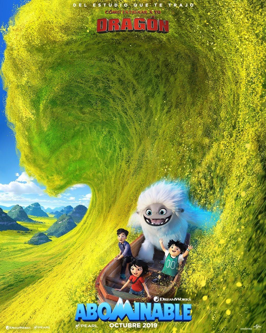 Photo of Estreno del film de fantasía y aventura 'Abominable'