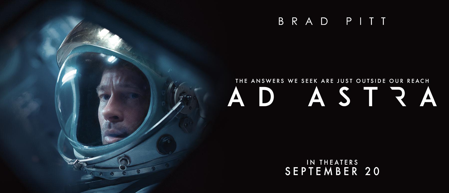 Photo of Se estrena nuevo adelanto de 'Ad Astra: hacia las estrellas' protagonizado por Brad Pitt