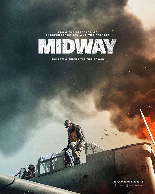 Photo of Diamond Films lanza nuevo trailer de 'Midway: Ataque en Altamar'