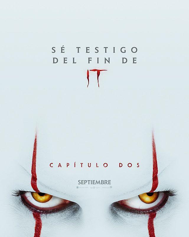 Photo of Estreno en cines de Panamá 'IT Capítulo 2'