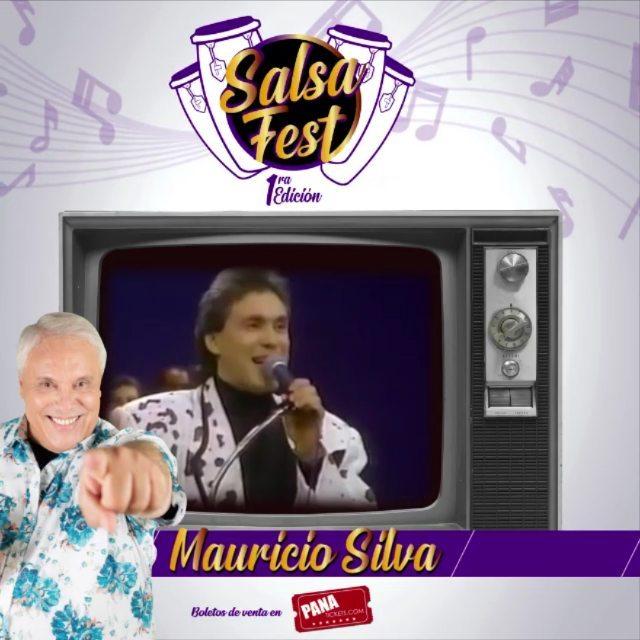 Photo of El cantante Mauricio Silva será parte del 'Salsa Fest 1era. Edición'
