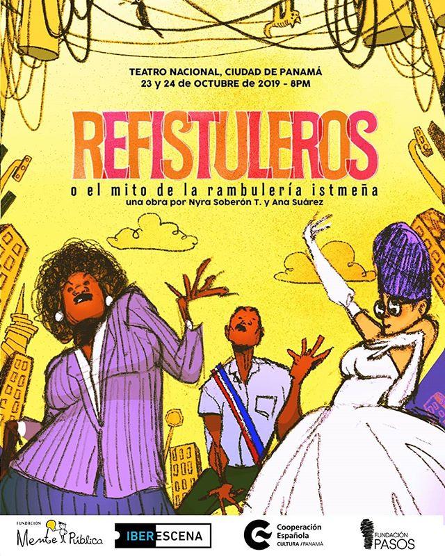 Photo of Teatro Nacional presenta la obra 'Refistuleros'
