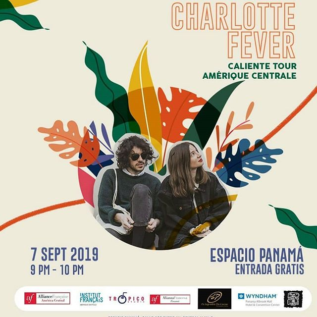 Photo of La banda francesa 'Charlotte Fever' estará en concierto en Panamá