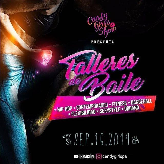 Photo of Candy Girls Show presentan 'Talleres de Baile'