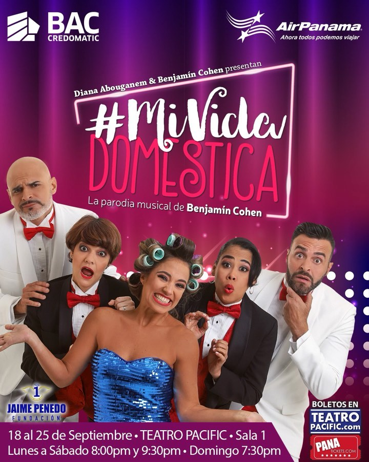 "Photo of Regresa la parodia musical ""Mi Vida Doméstica"""