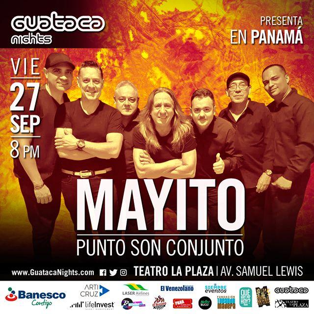 Photo of Guataca Nights presenta en Panamá a la agrupación 'Mayito Punto son Conjunto'