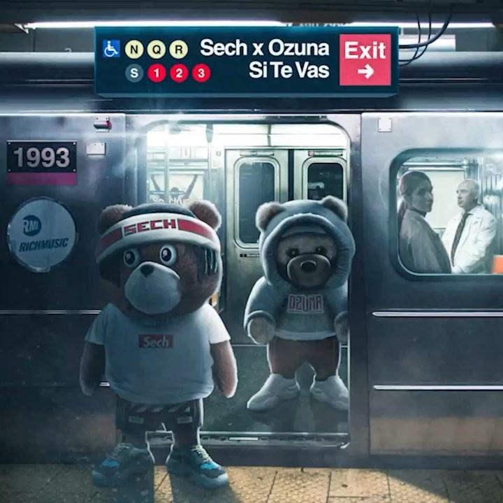 Photo of Sech lanza 'Si te Vas' el nuevo tema  junto a Ozuna