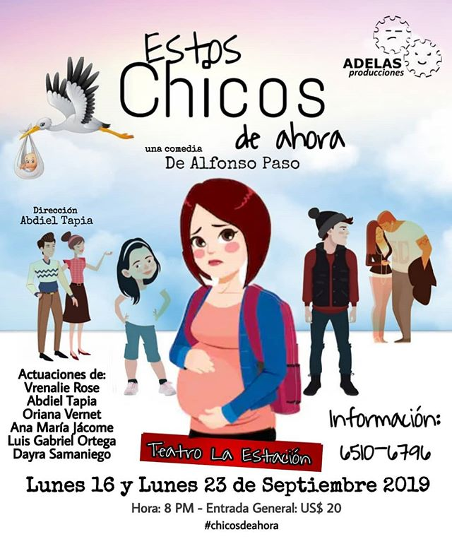Photo of Se estrena la comedia 'Estos Chicos de Ahora' en Teatro la Estación