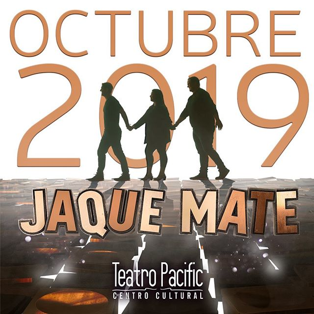 Photo of El show de comedia 'Jaque Mate' llega a Teatro Pacific en octubre