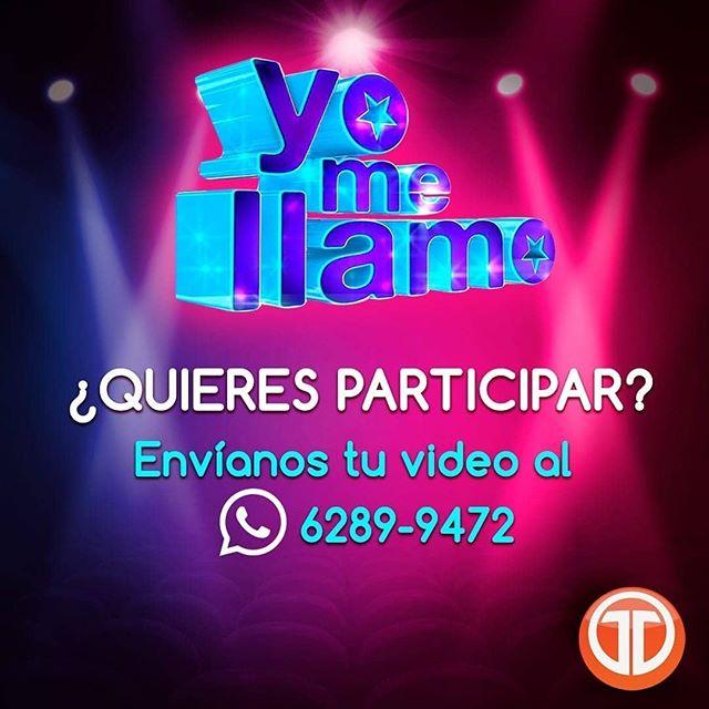 Photo of ¡Atención! inicia el proceso para ser parte de la 2da. Temporada de «Yo Me Llamo