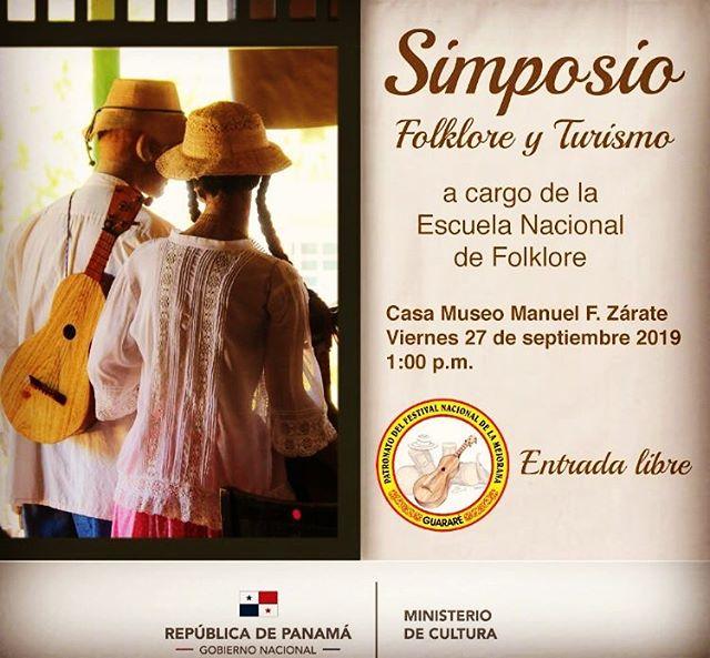 Photo of Simposio Folklore y Turismo a cargo de La Escuela Nacional de Folklore