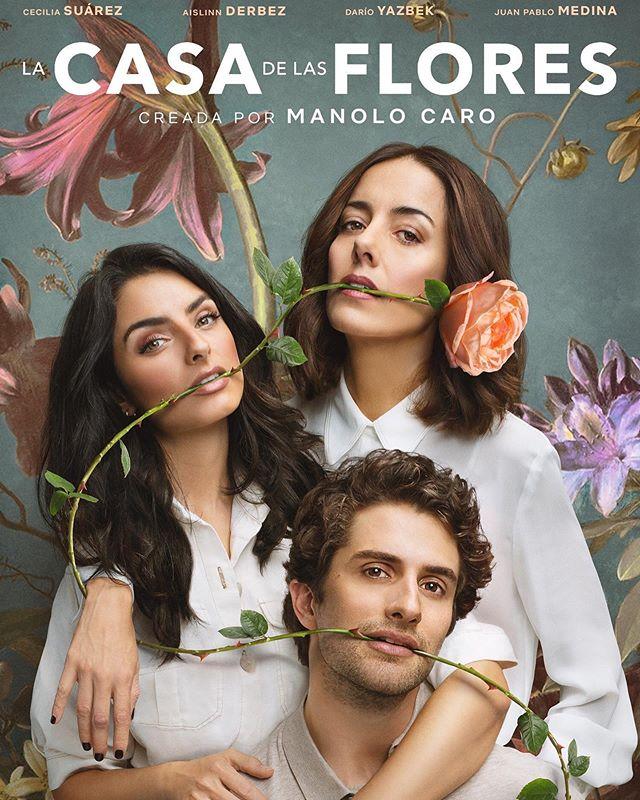 Photo of Netflix lanza el trailer de la segunda temporada de 'La Casa de las Flores'