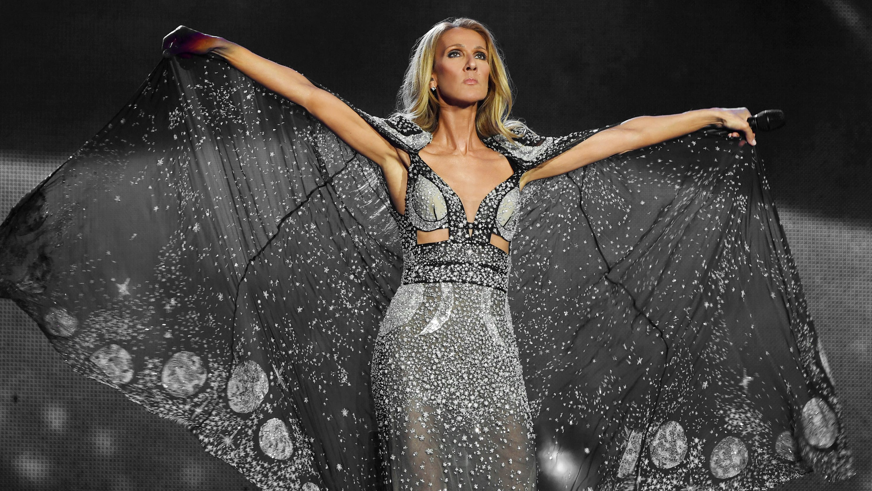 Photo of Celine Dion estrena tres single de su nuevo álbum «Courage»