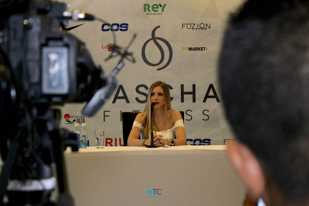 Photo of Conferencia de prensa de Sascha Fitness 'Sin Filtro' en Panamá