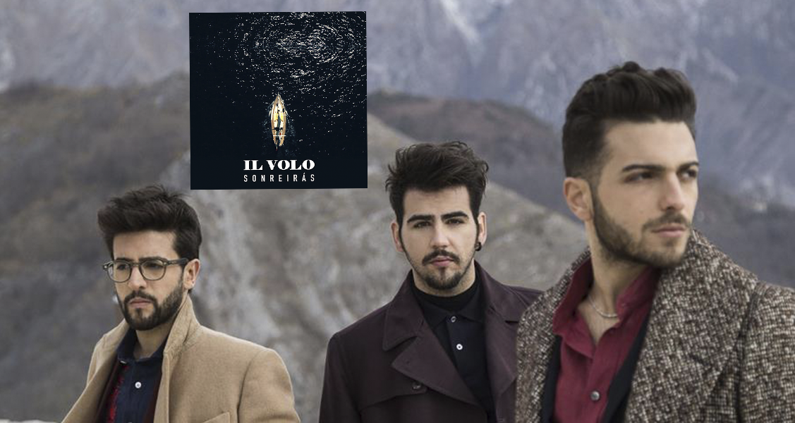 Photo of Il Volo estrena su nuevo single junto al vídeo oficial de 'Sonreirás'