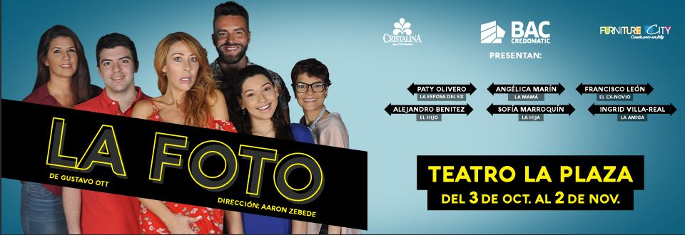Photo of Teatro la Plaza estrena este 03 de octubre su obra 'La Foto'
